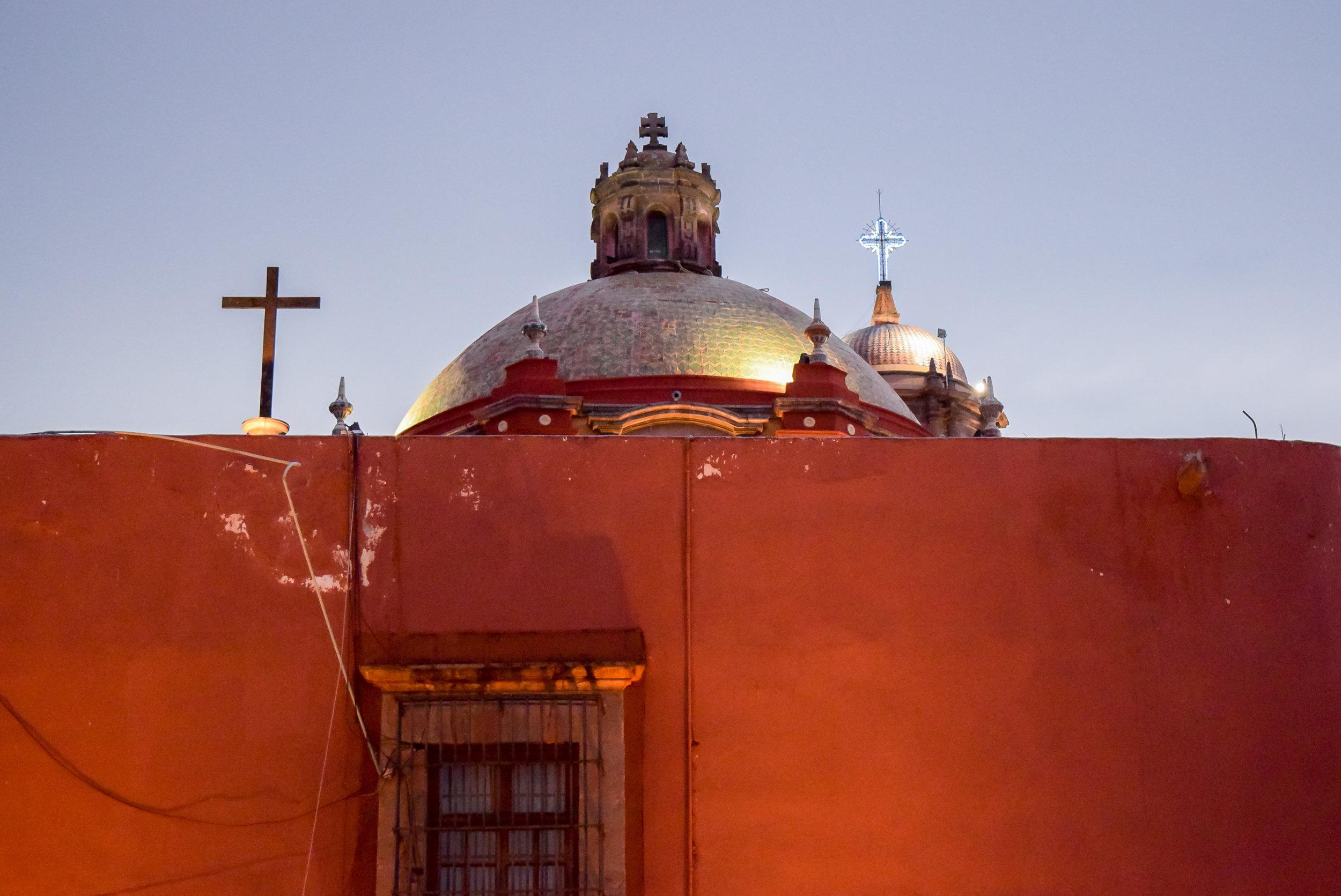Santiago de Querétaro Church