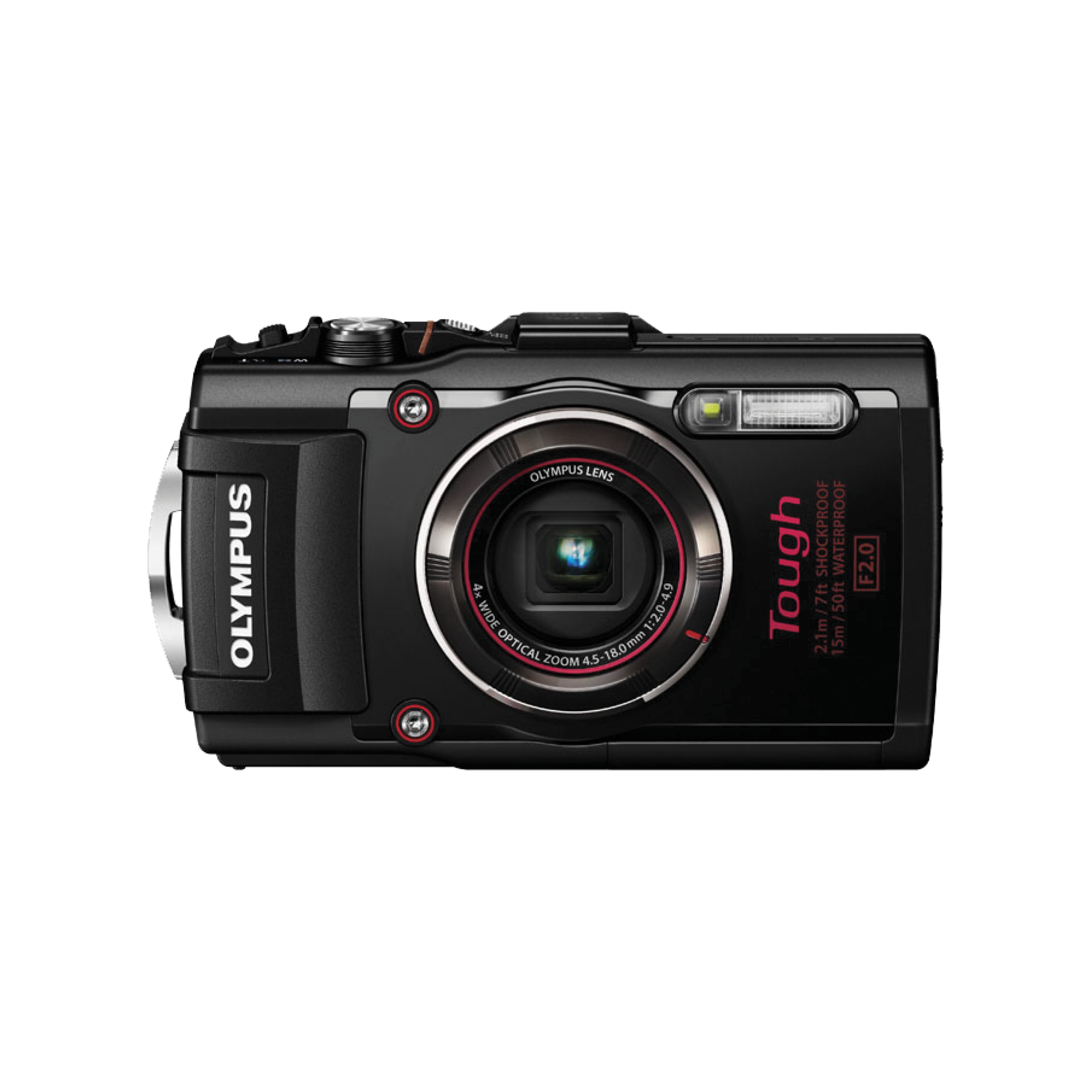 olympus tg-5 - waterproof digital camera