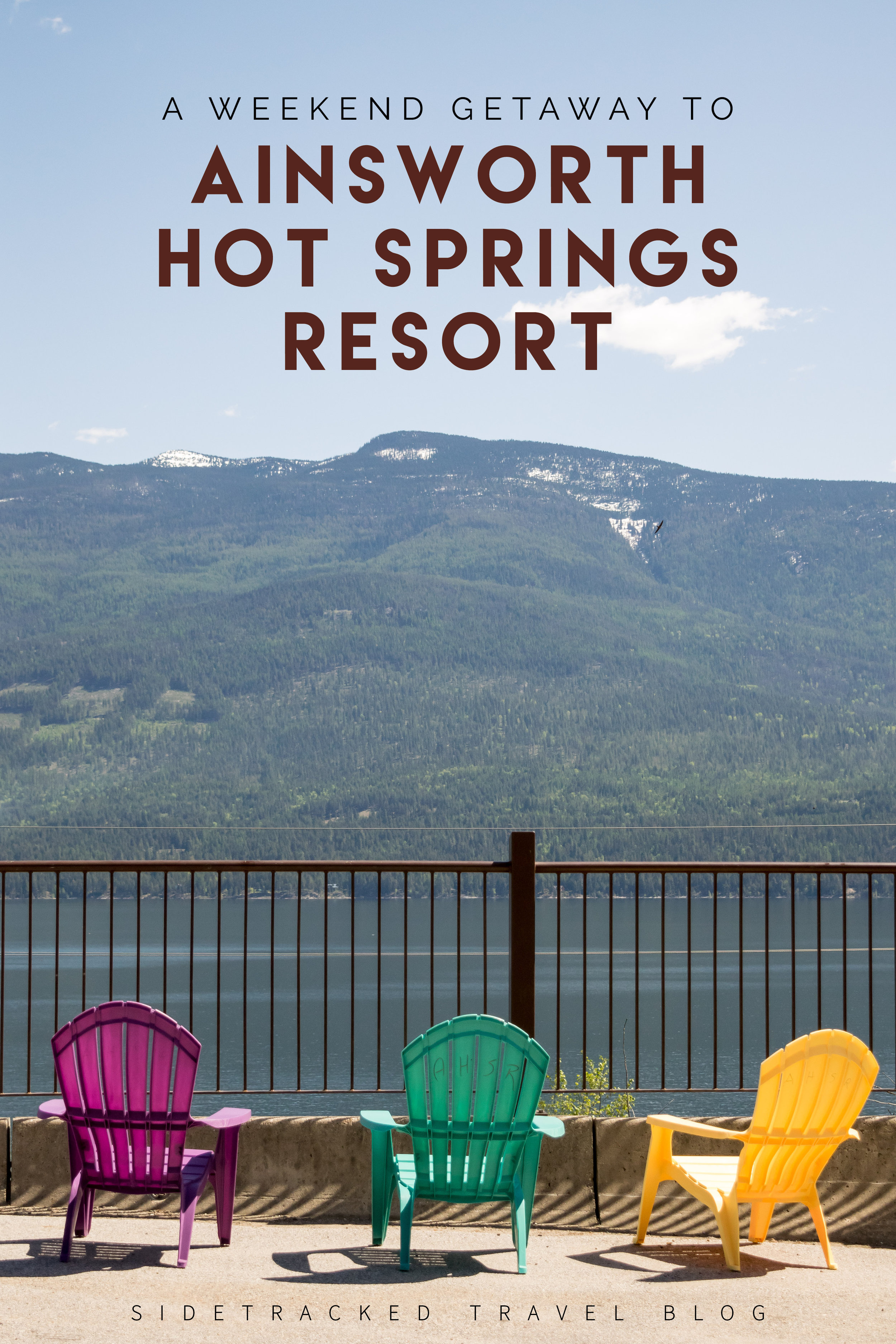 There are several hot springs worth visiting in the Kootenays (a mountainous region of southeastern British Columbia, Canada), but Ainsworth Hot Springs stands out as one of the best for a few reasons. This article explores why Ainsworth Hot Springs is a perfect weekend getaway for B.C. travelers.