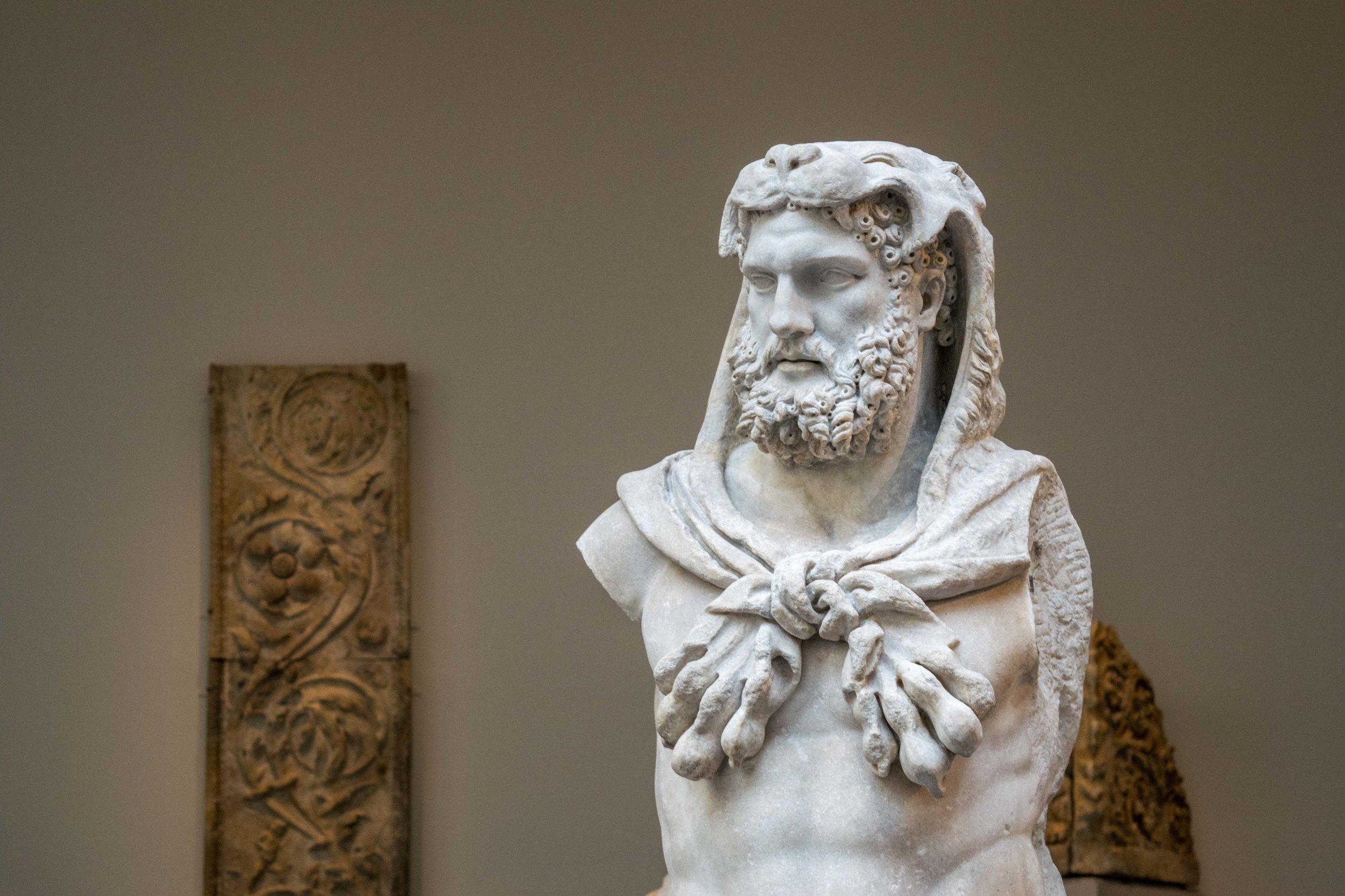 Hercules, Metropolitan Museum of Art