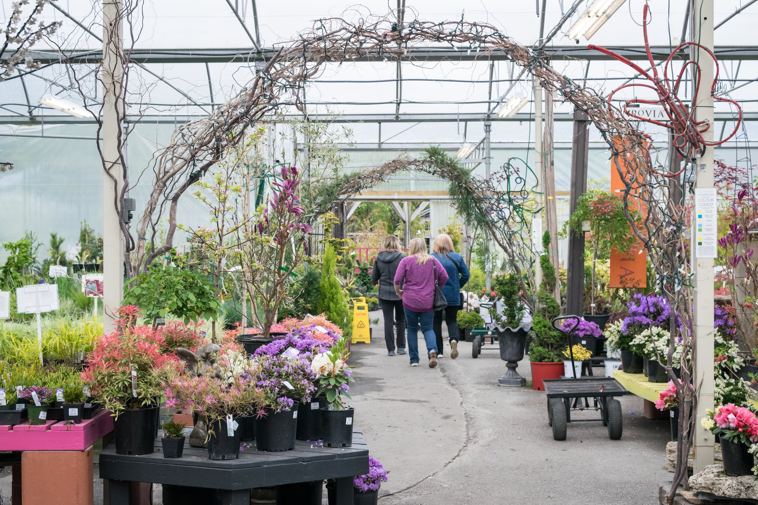 Visiting Minter Country Garden in Chilliwack