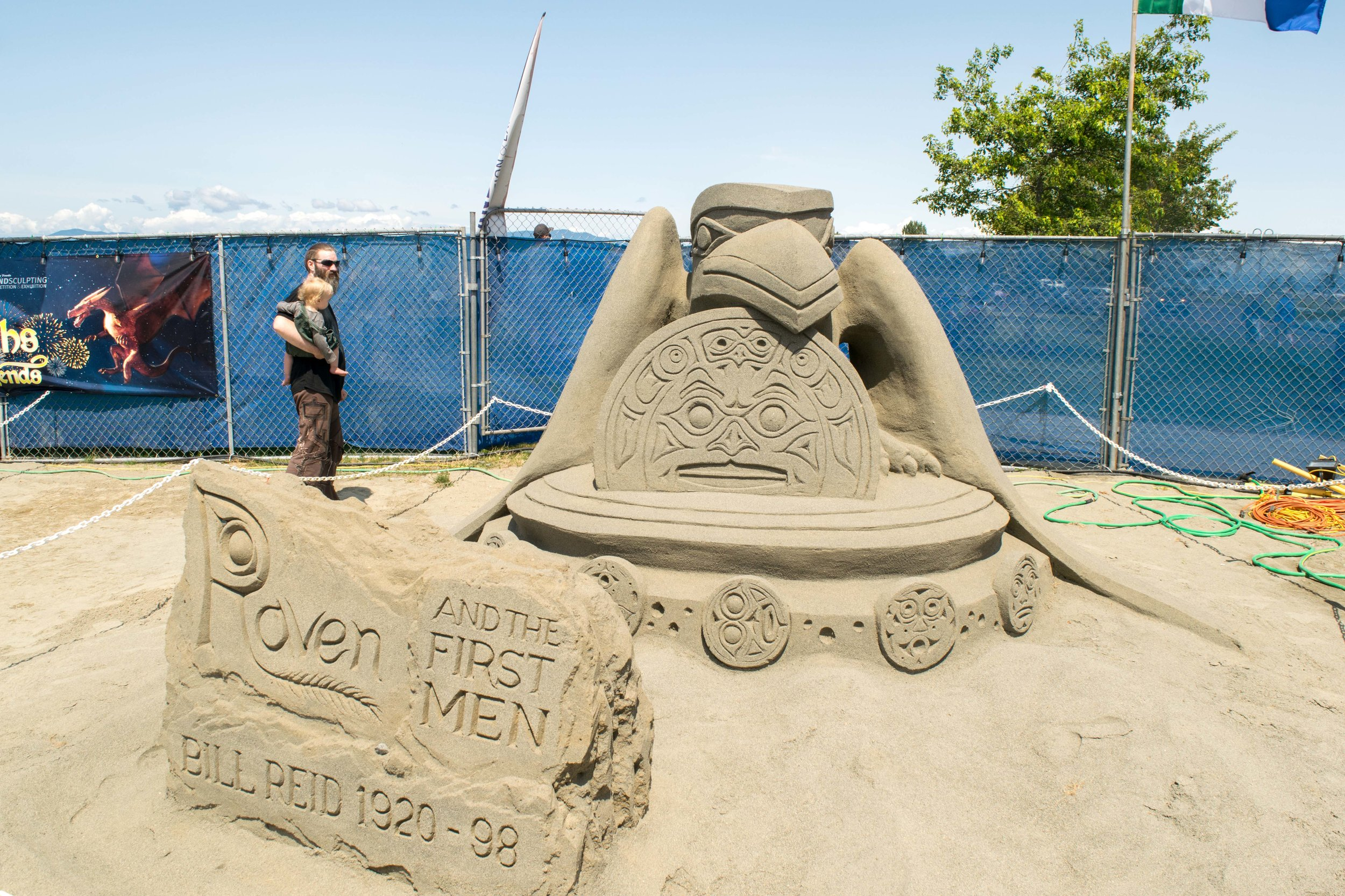 Parksville Sand Sculpting Competition & Exhibition