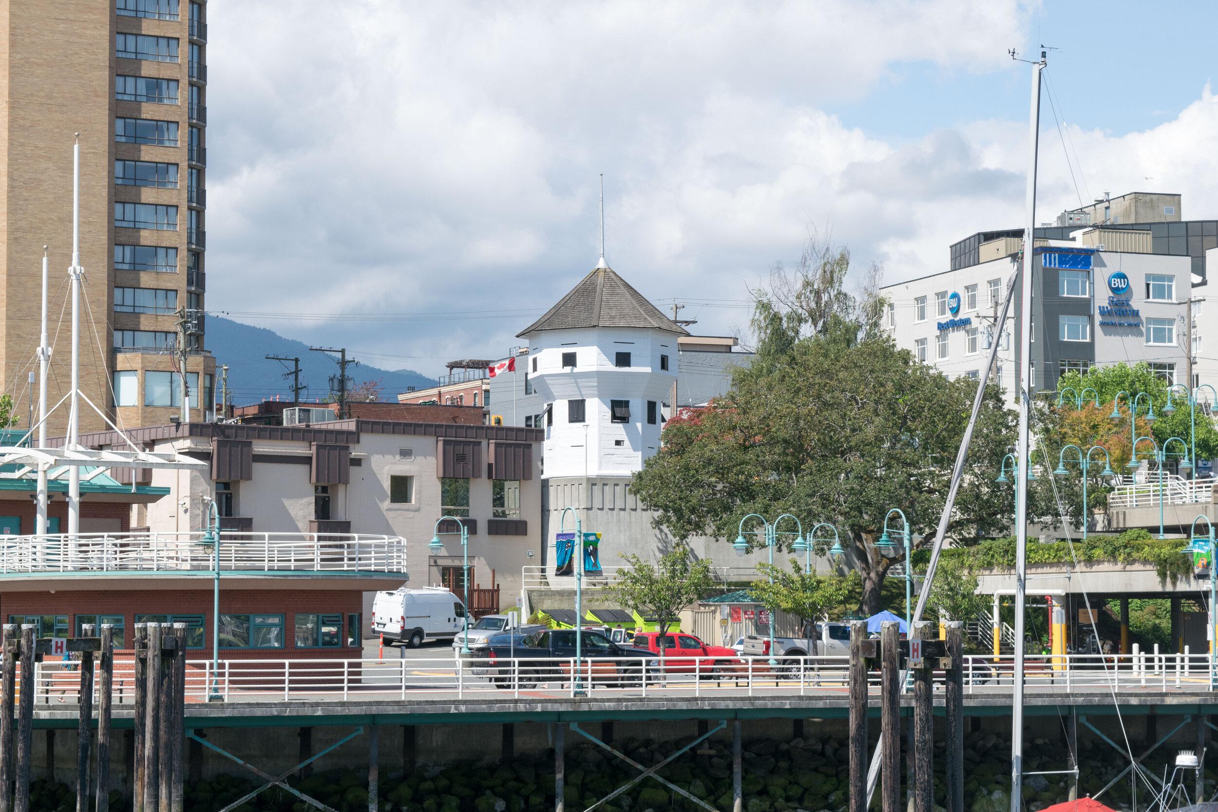 The Bastion, Nanaimo