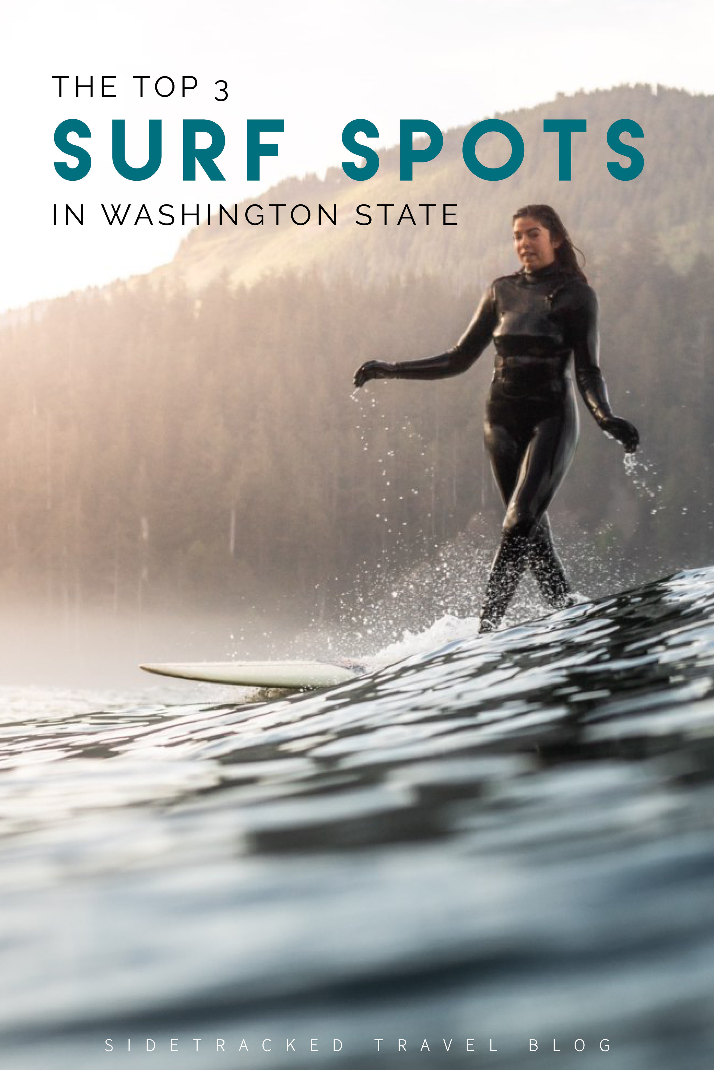For many people, Washington state and surfing don't often live in the same sentence. And that's a huge mistake. Washington has one of the longest coastlines in the US and is home to some incredible surf spots, uncrowded breaks, and beautiful beaches.