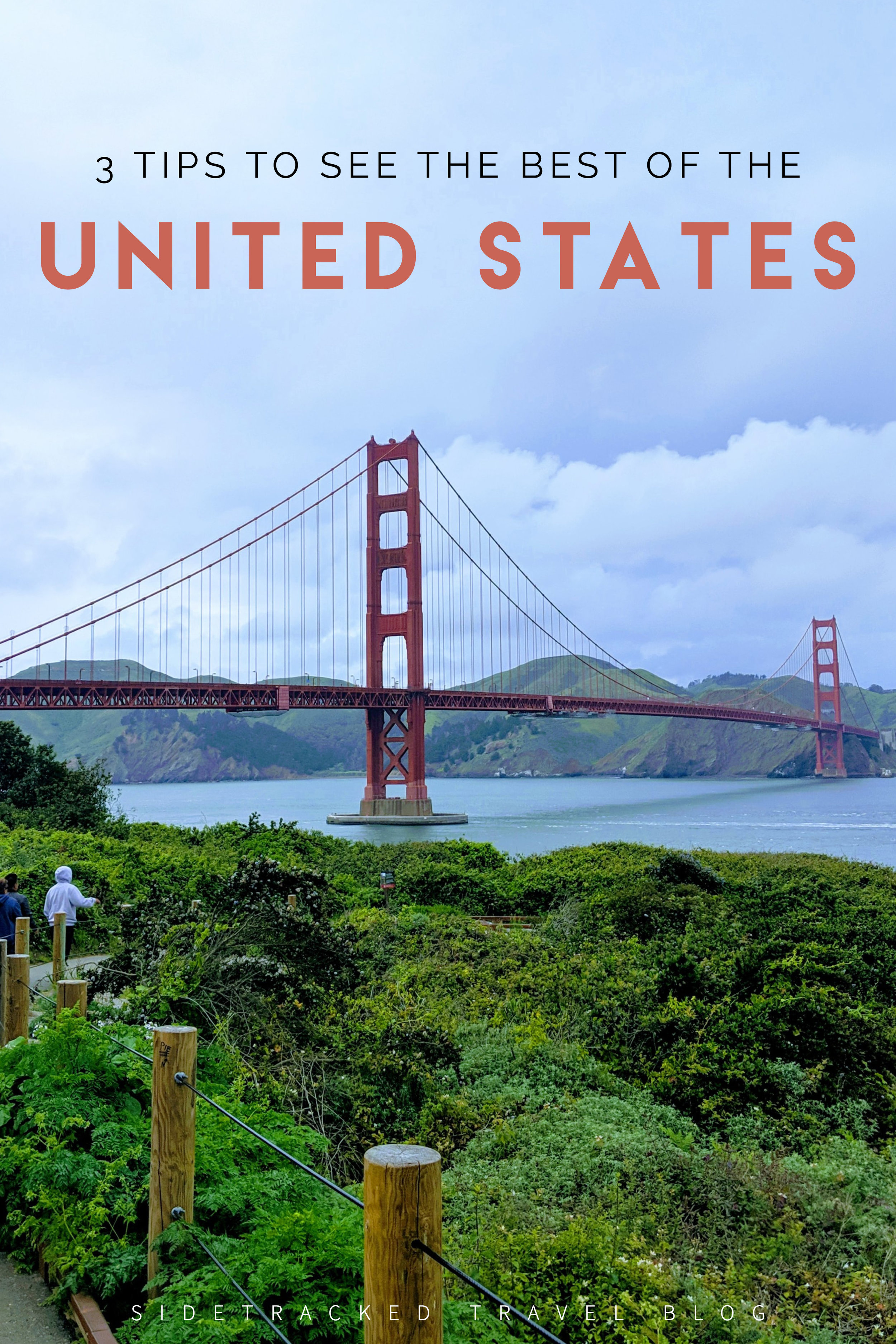 Many vacationers can feel daunted by the sheer scope of things to see in the United States, and if you are unsure as to how to make the best of your trip, this guide will provide you with some top tips.