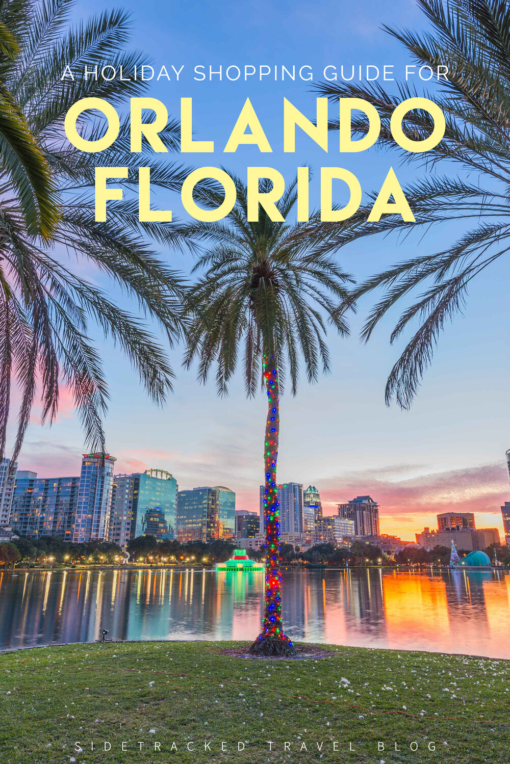 Orlando is one of Floridas most popular destinations and an extremely sought-after spot to visit during the Christmas season, not only because of its theme parks and resorts but also for its huge shopping industry where you are able to find interesting discounts, especially close to Christmas Eve.