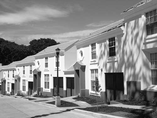 """""""Zaguan"""" Housing Type"""