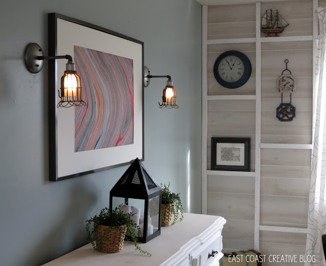 Lucent Lampworks customer photo featuring custom  sconces .