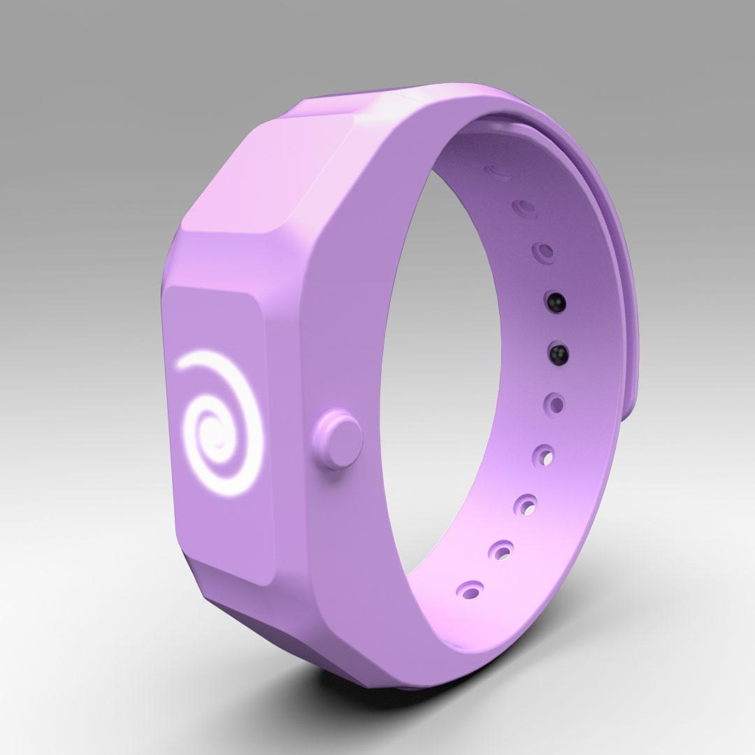 Bracelet connecté Iro de la marque Ironova