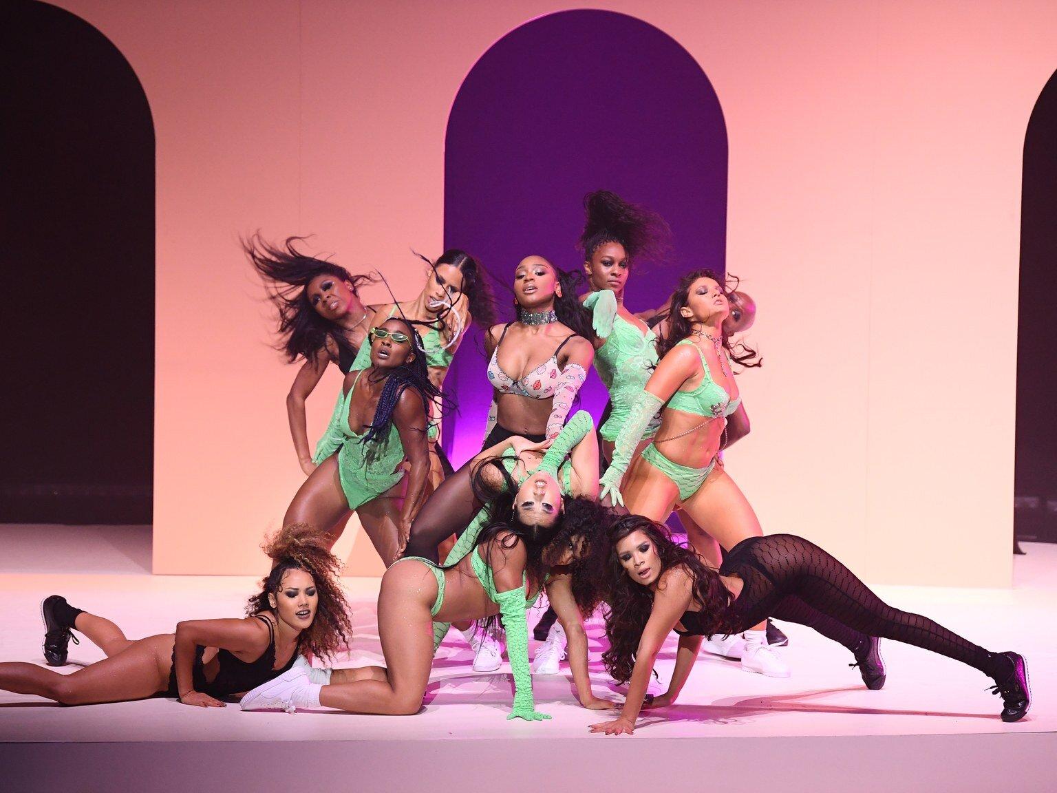 Défilé Savage X Fenty by Rihanna, le 10 septembre 2019, à NY