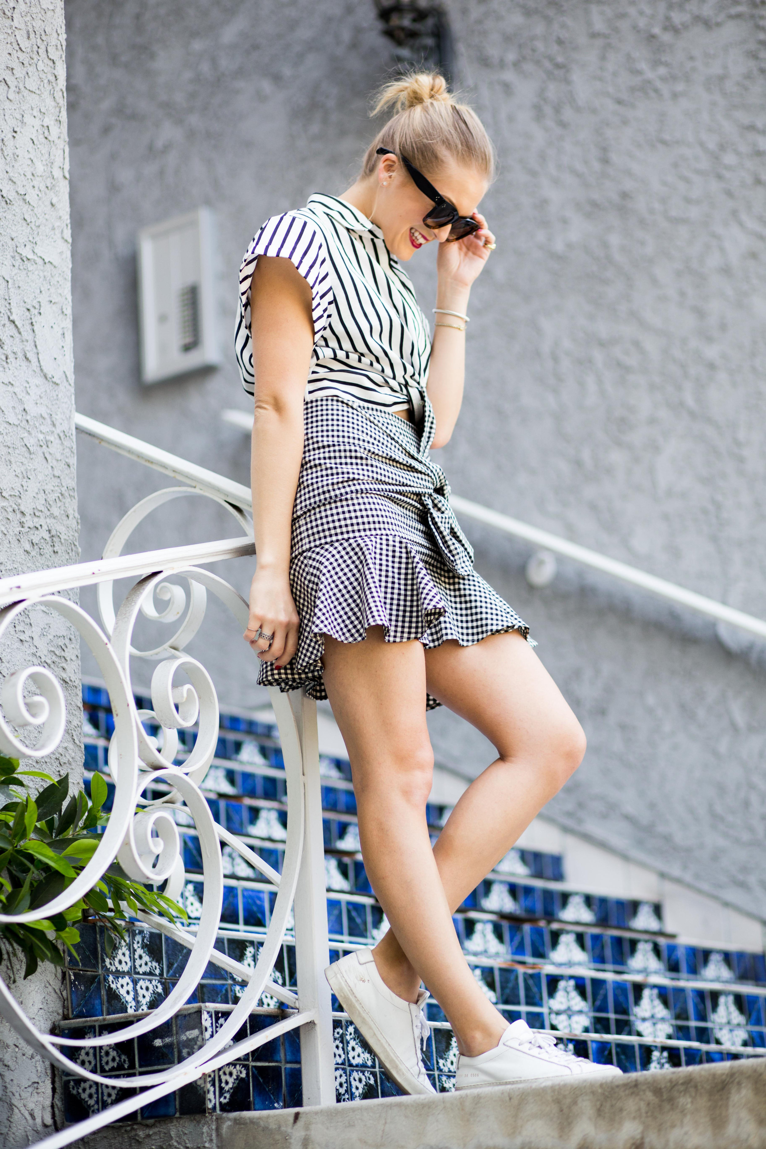stripes-and-checkers