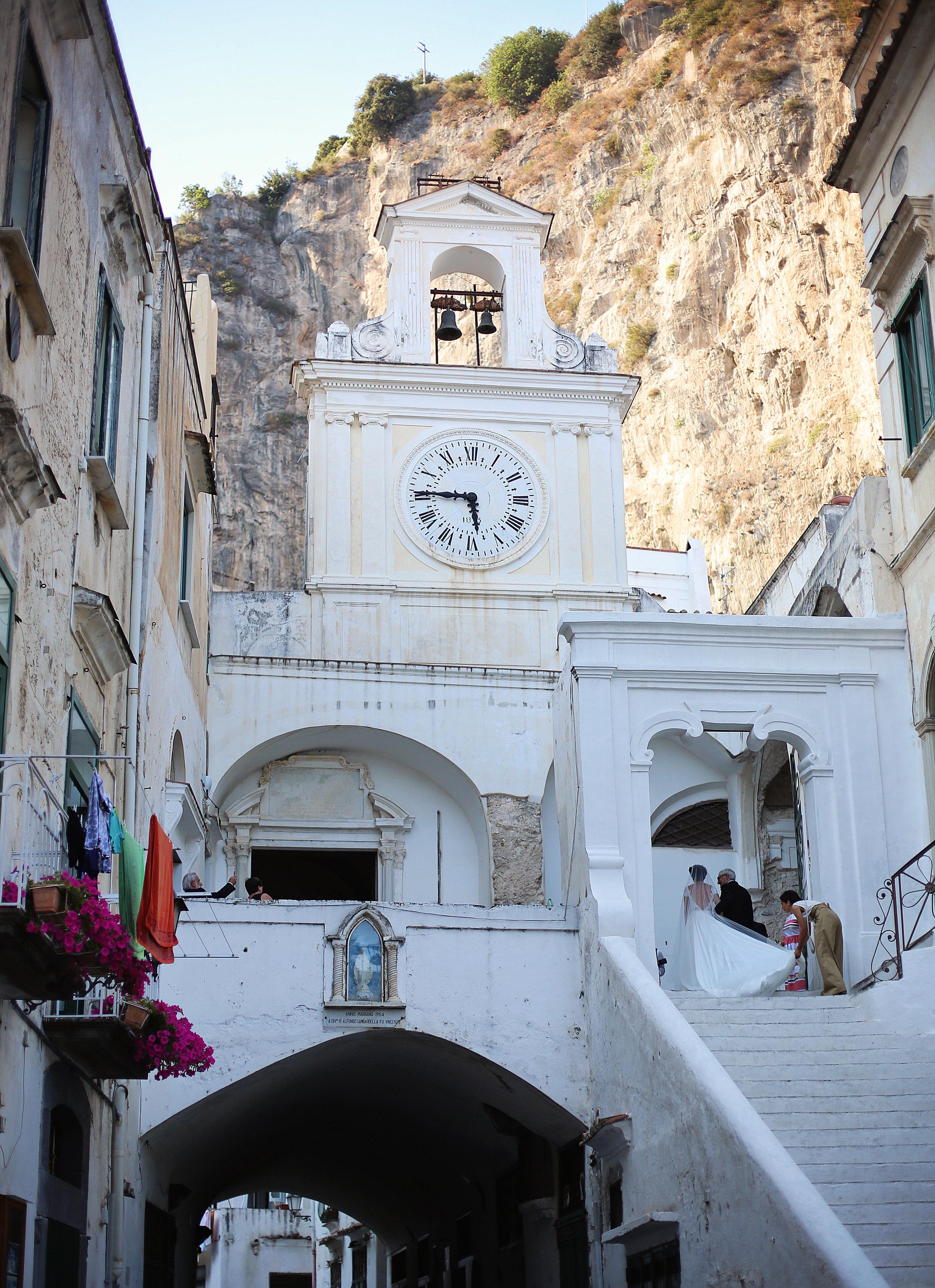 atrani-clock-tower