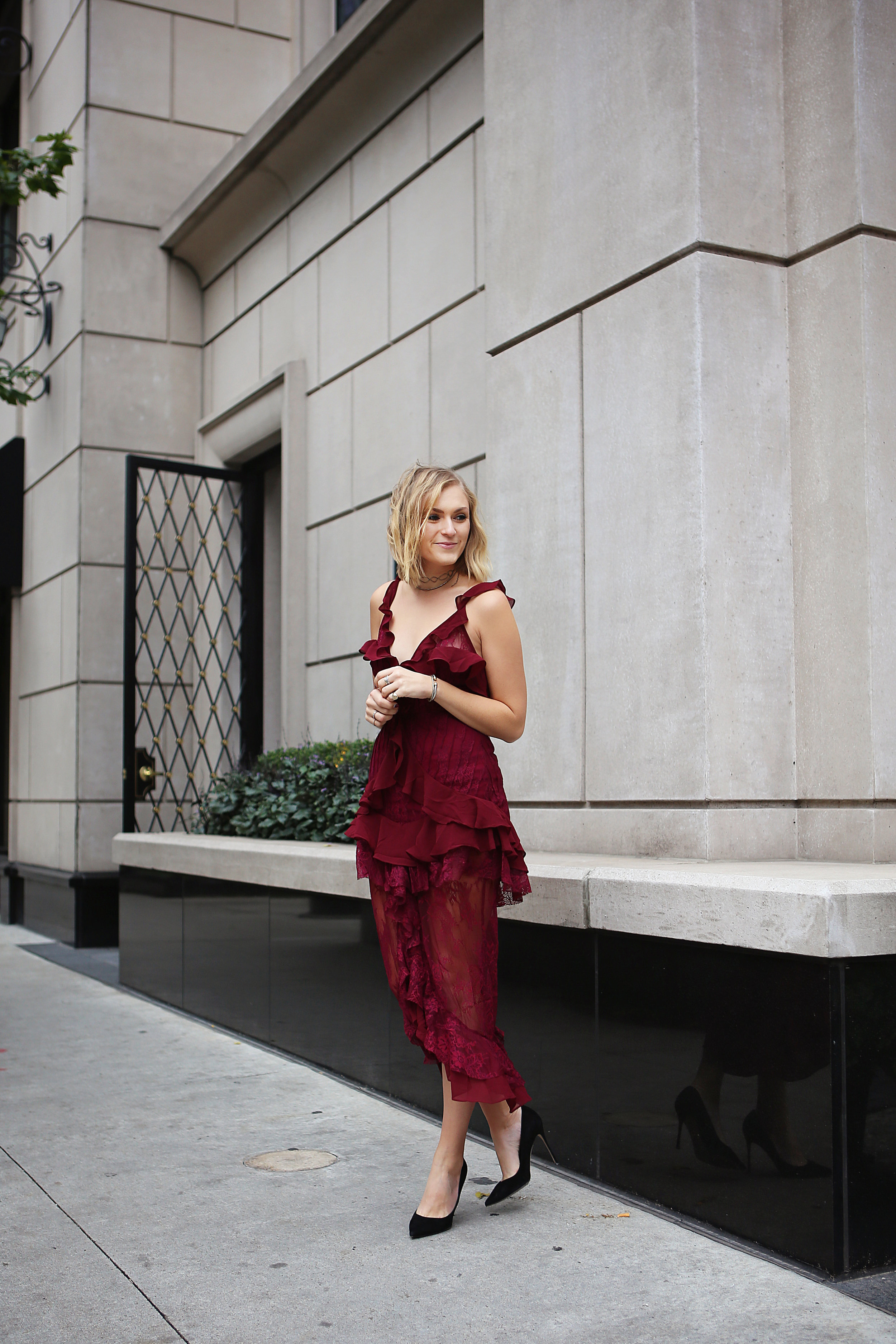 unique holiday dress