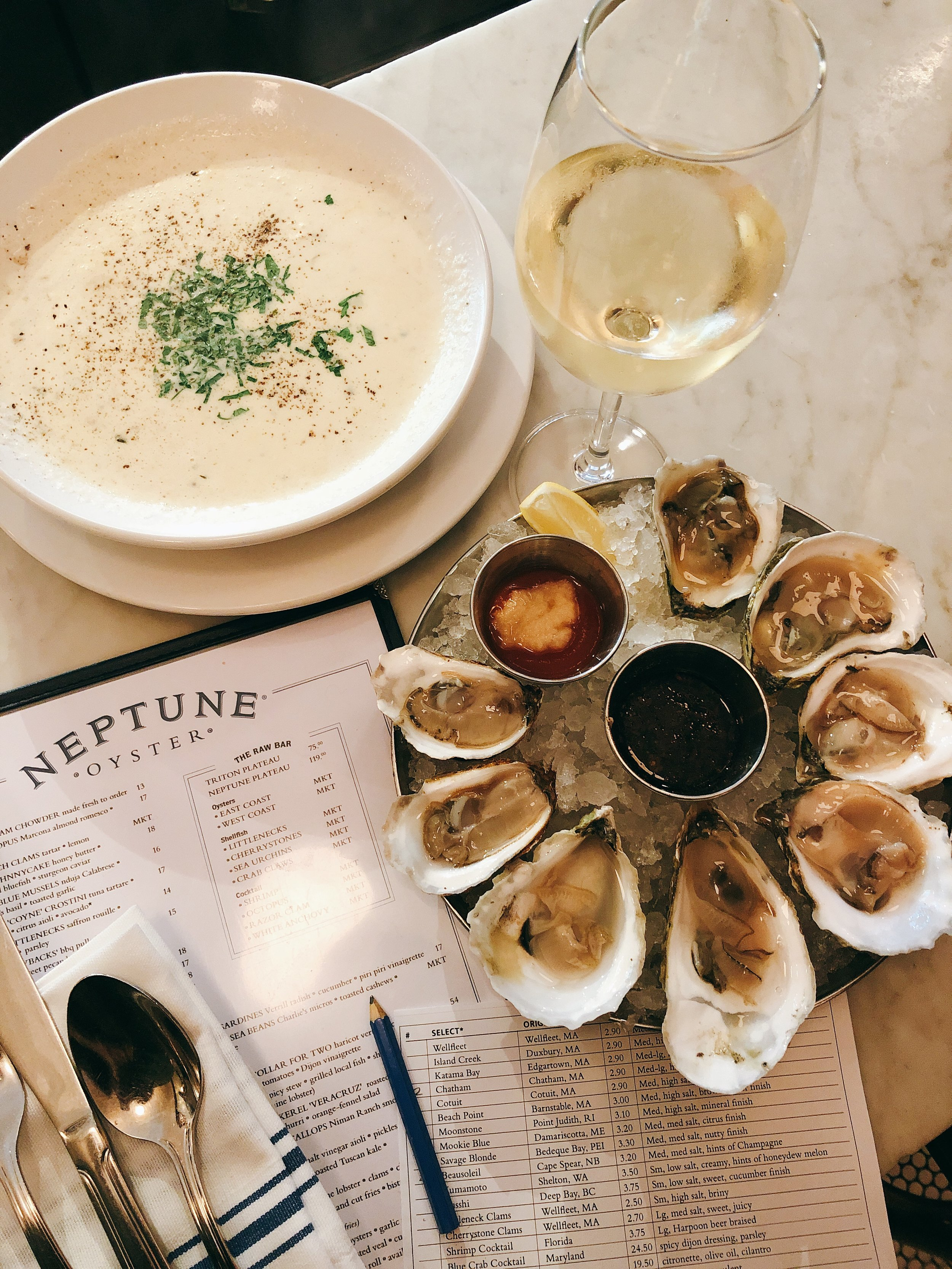 Where to eat in Boston guide
