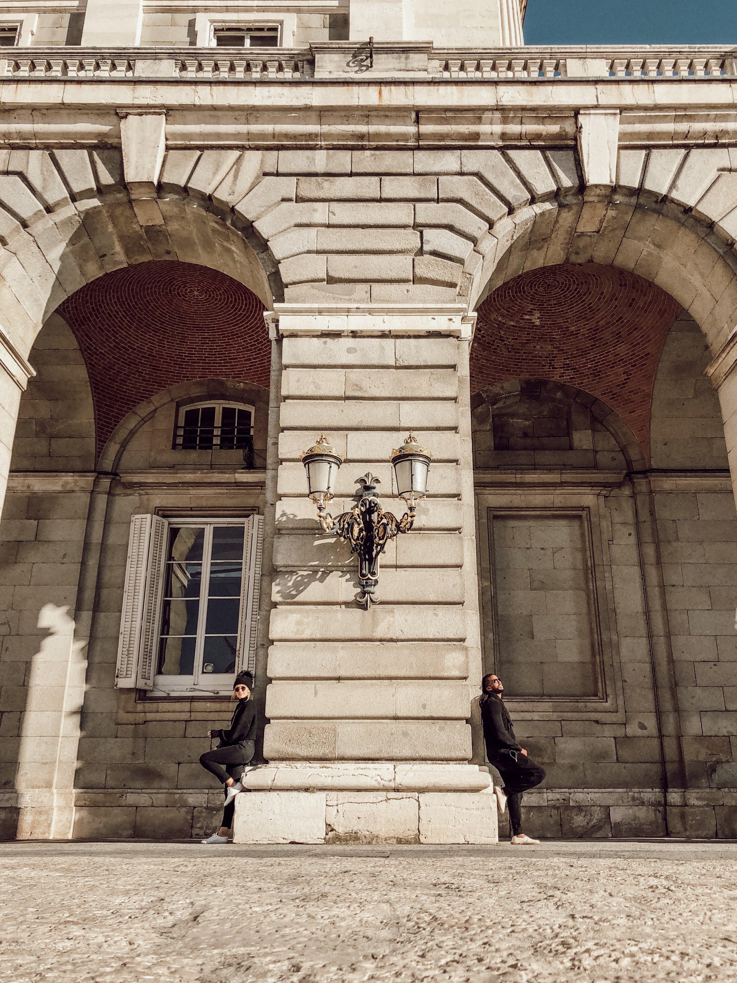 Palacio de Royal Madrid Travel Guide
