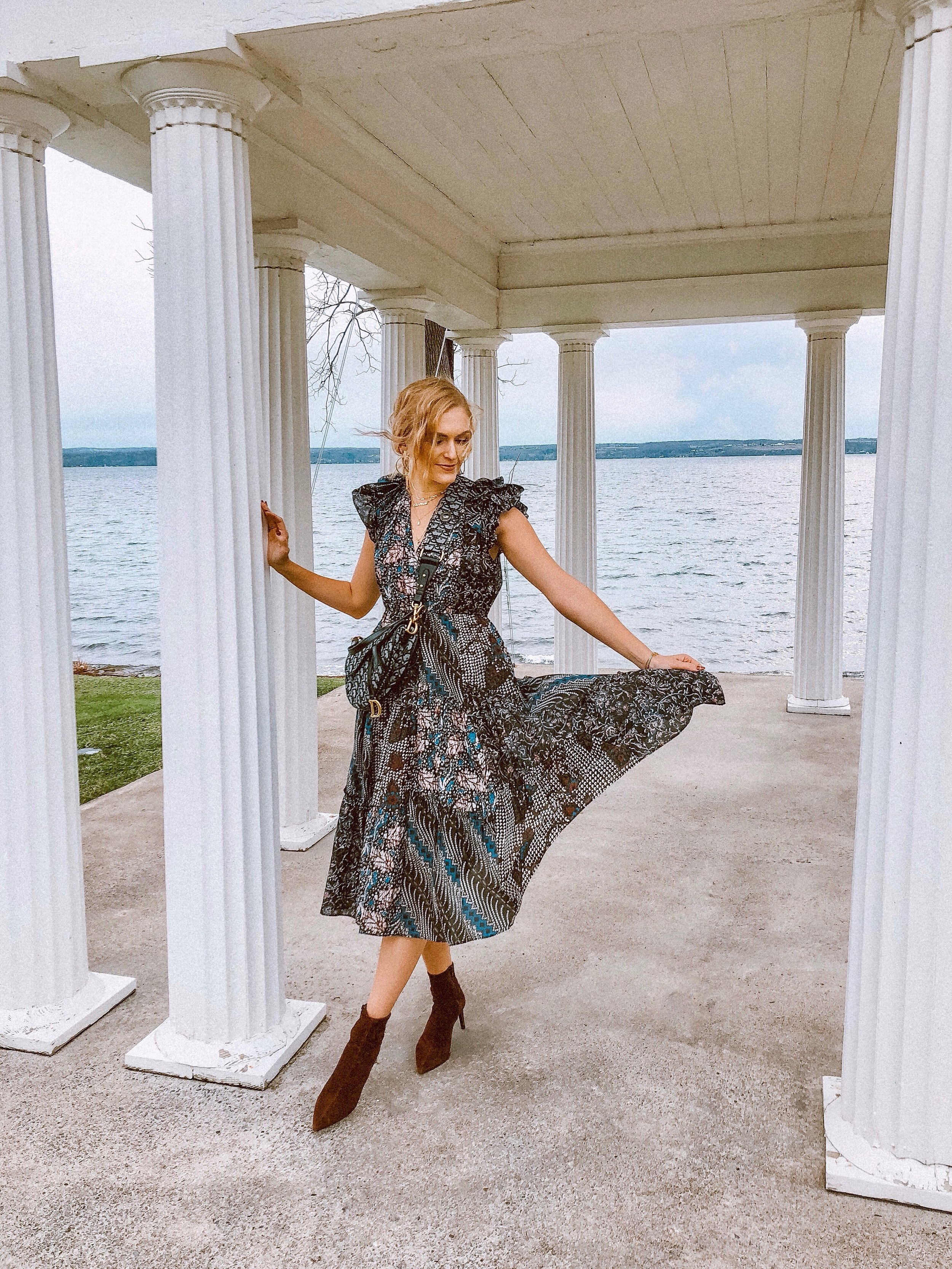 What I wore in Upstate New York