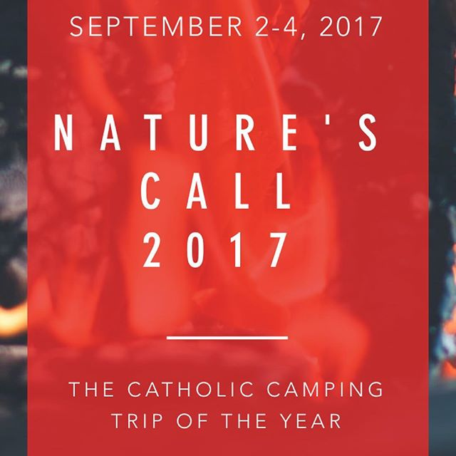Exciting news for Catholic Beer Club this weekend! We'll be hosting our first ever CBC at the annual Epic Nature's Call Catholic Campout. Join us Saturday night at Pomme De Terre Lake in Missouri for a one of a kind get together! Check out the details on Facebook! #catholicbeerclub #cbcphoenix #cbckansascity #cbcwichita #cbcdesmoines #cbcstlouis #beer #catholic #catholicyoungadults