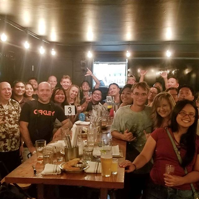 Thank you to everyone who came out last night to CBC in Grand Forks, ND and Honolulu!  Big S/O to Bishop Silva of the Diocese of Honolulu for attending.  It's amazing to think of who you can build a community with when you share Christ in common.  #catholicbeerclub #CBC #newevangelization #catholicyoungadults #NDbreweries #HIbreweries