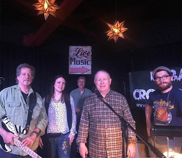 We had a good time @good_time_charlis last night!
