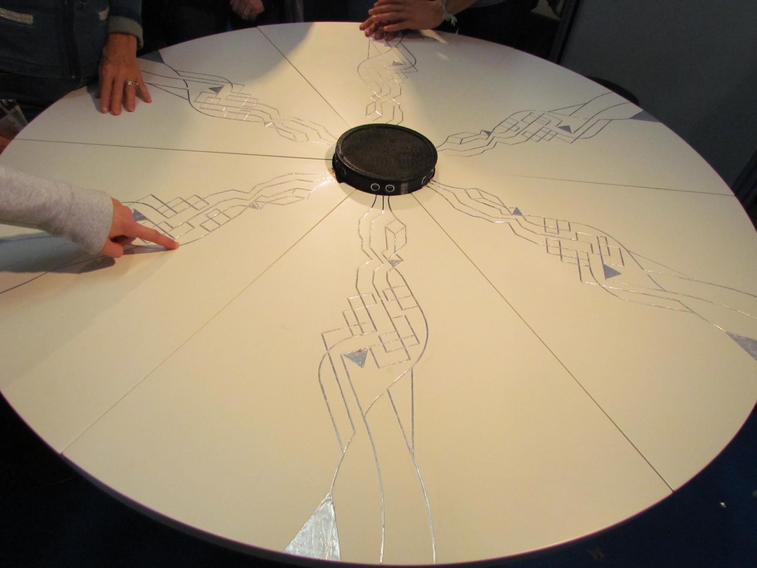 TACTO - Il tavolo musicale