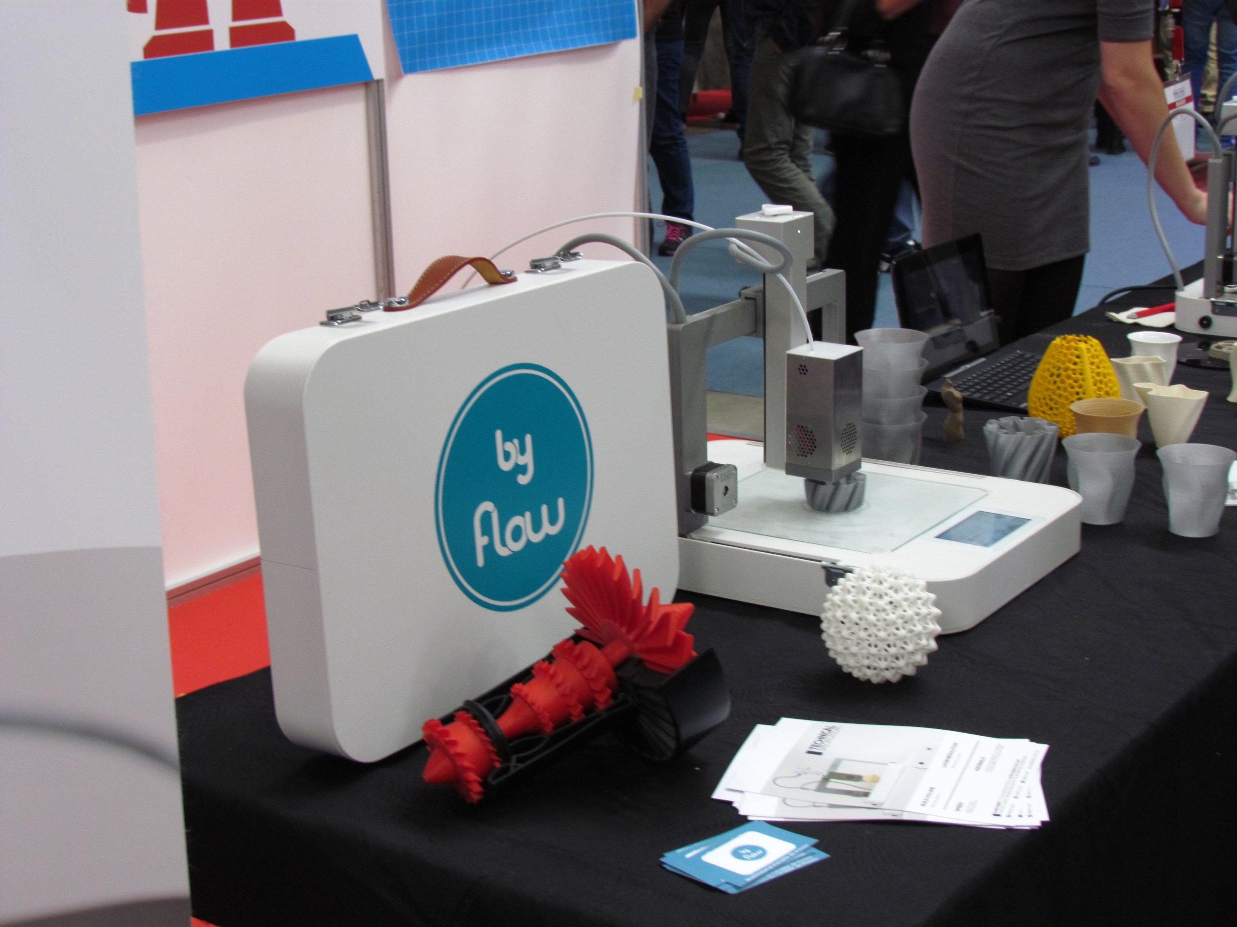 Una stampante 3D portatile