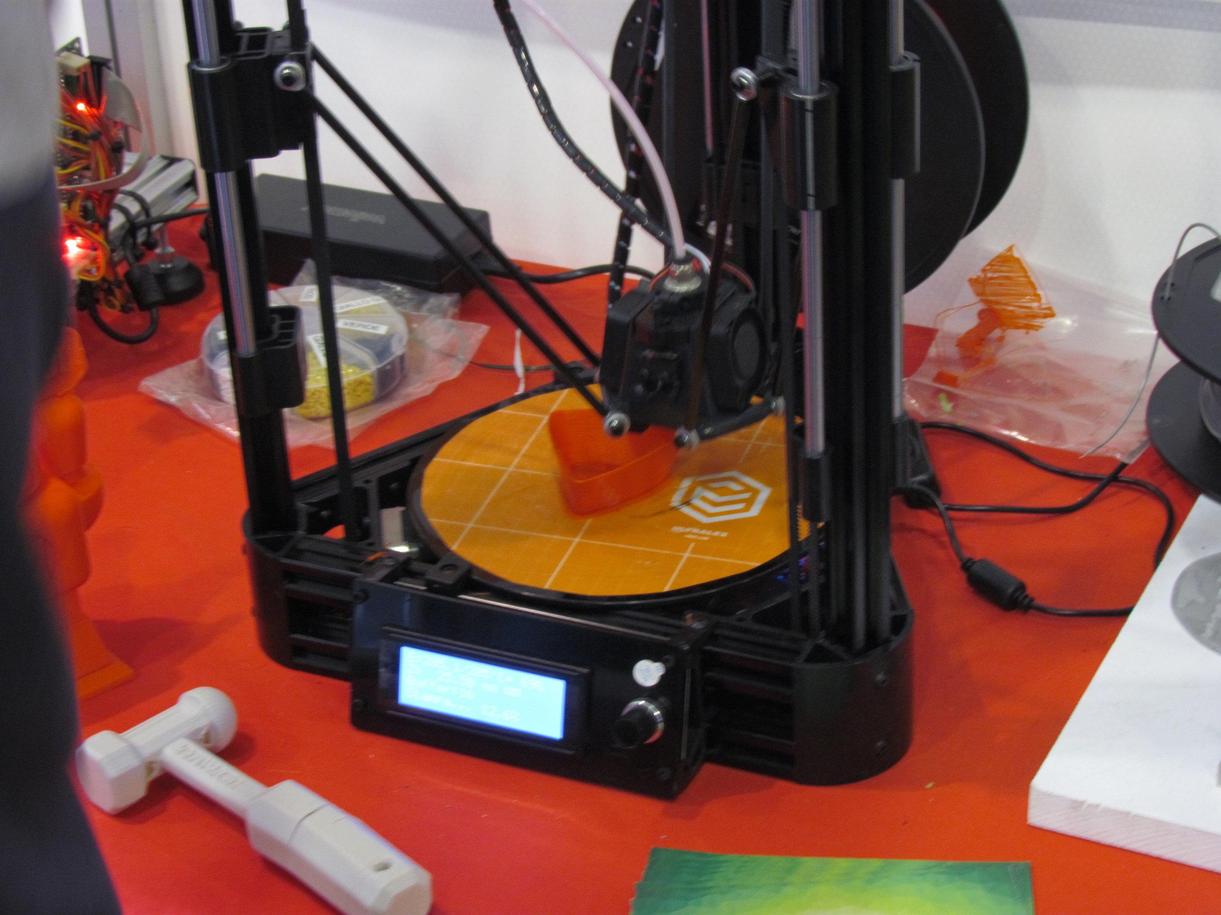 Stampante 3D (una delle tante)