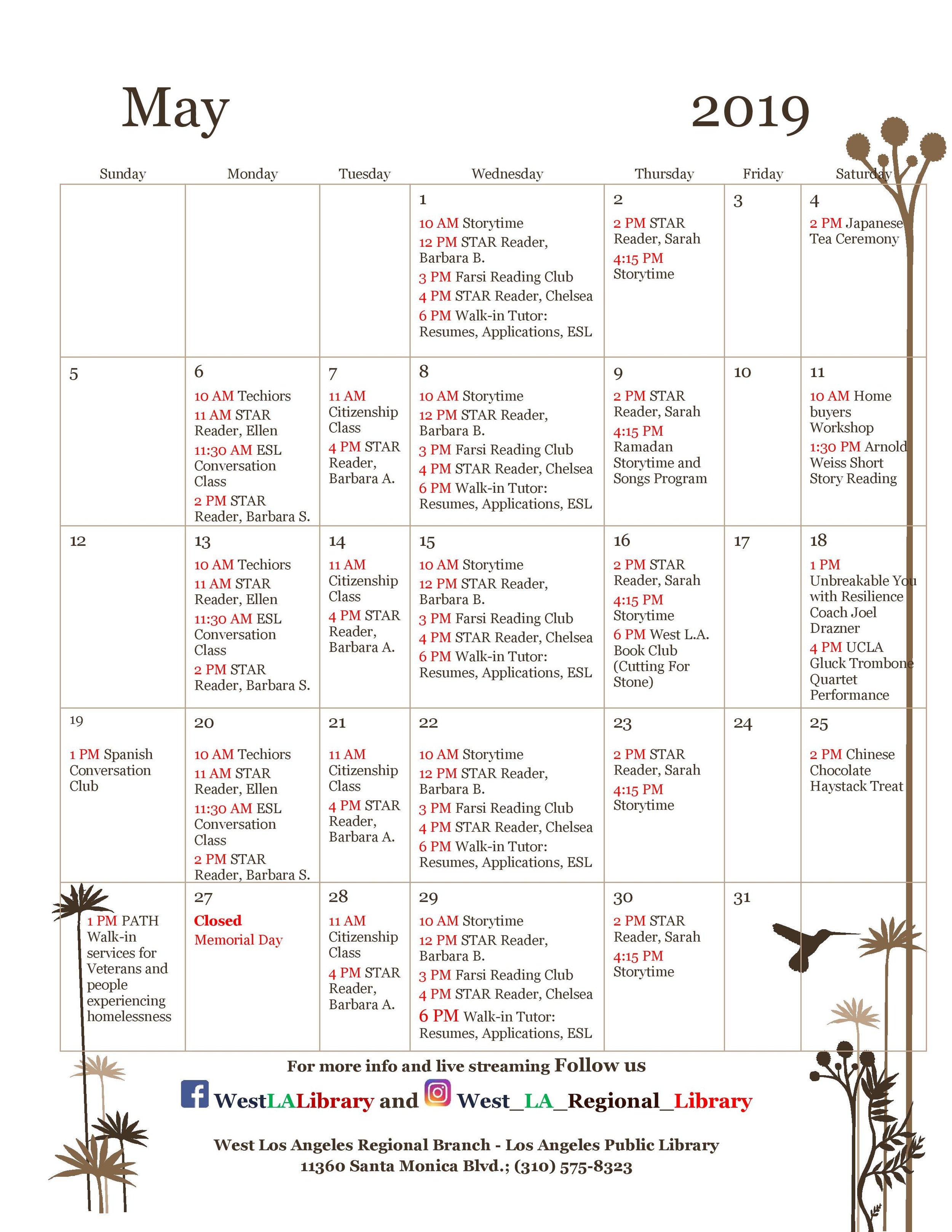 2019 5 May Programs West LA Library 1.jpg