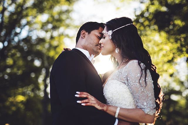 In lieu of Valentines Day I wanted to share this gorgeous shot of @ambyjs618 LOVE 💕 is so in the air!  PC: @livepicturestudios . . . . . #indianbrides #indianweddings #desiweddings weddings #mallubride #liweddings #nycweddings #indianmakeupartist #allthingsbridal #bridalinspiration #airbrushmakeup #temptu #hairstylistnyc #makeupartistnyc #heenadasbrides