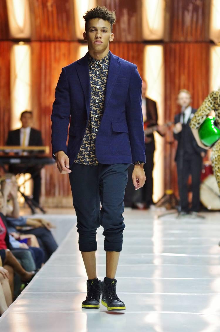 Tribeza 2014 Fashion Show