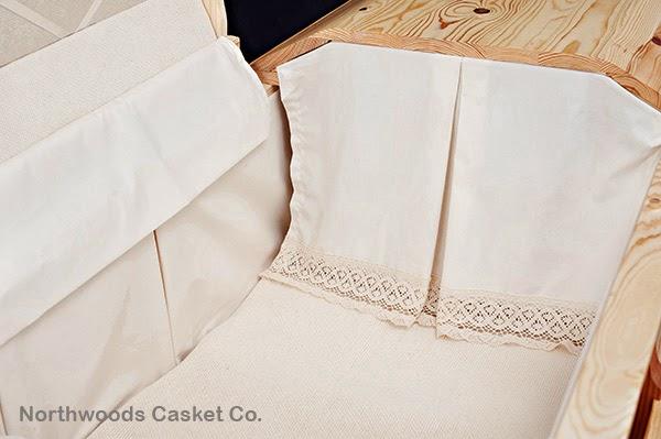 Organic cotton has a lower carbon footprint.