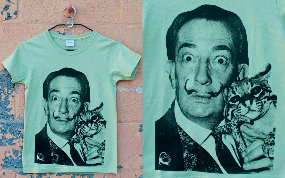 T-shirt for Ocelot Print Shop