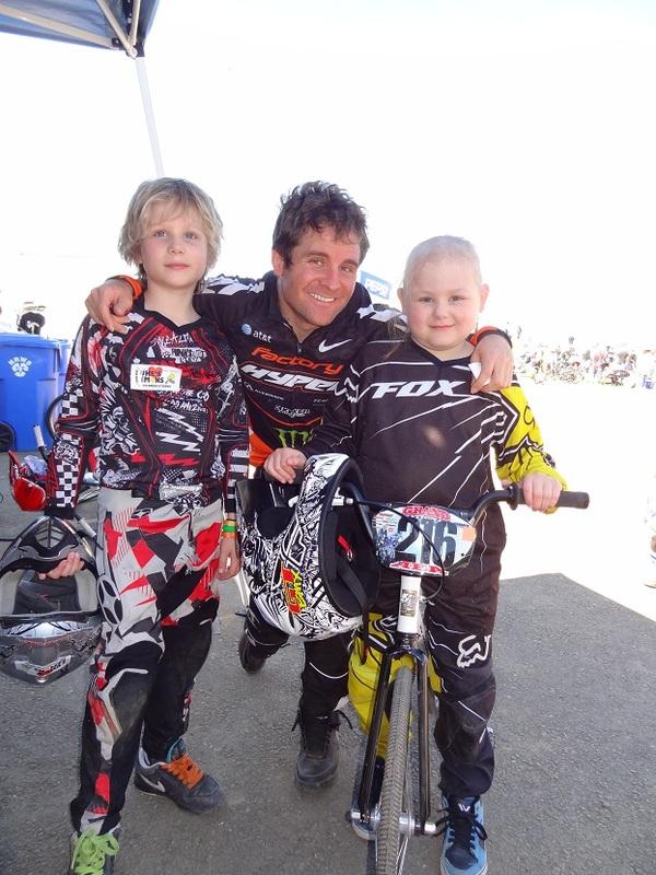 Luke's Lemons BMX Fundraiser