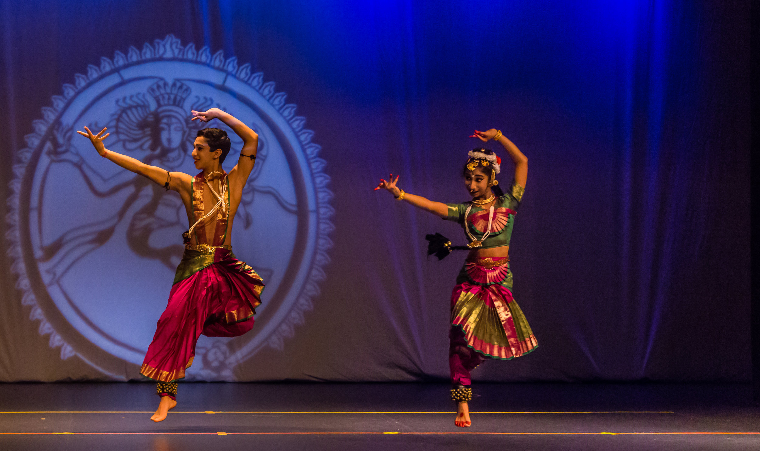 Prathibha Arts Foundation Dance Recital