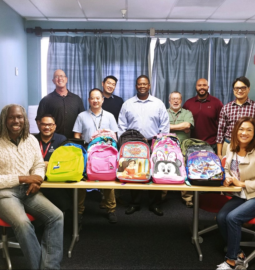 Stanford IT's Backpack Drive