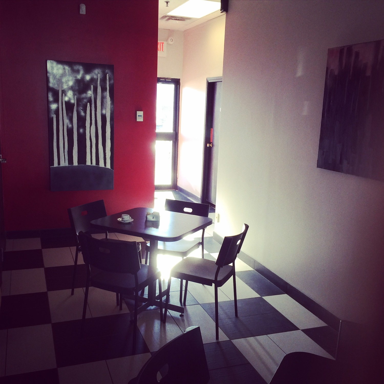 Cafe Rista    14213 103 Avenue