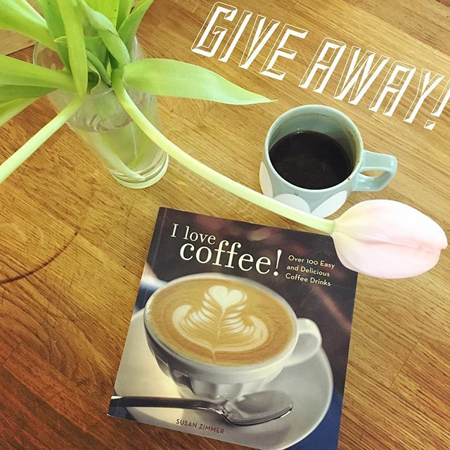 Give Away Time!  Follow us! Tag your friend & a cafe you want to try!  You will win this awesome coffee book!  Winner will be selected Monday night! (Winner must be from North America) . #yegfood #yegcoffee#yeg #yegdt #yegfitness #yeghealth #yeggers