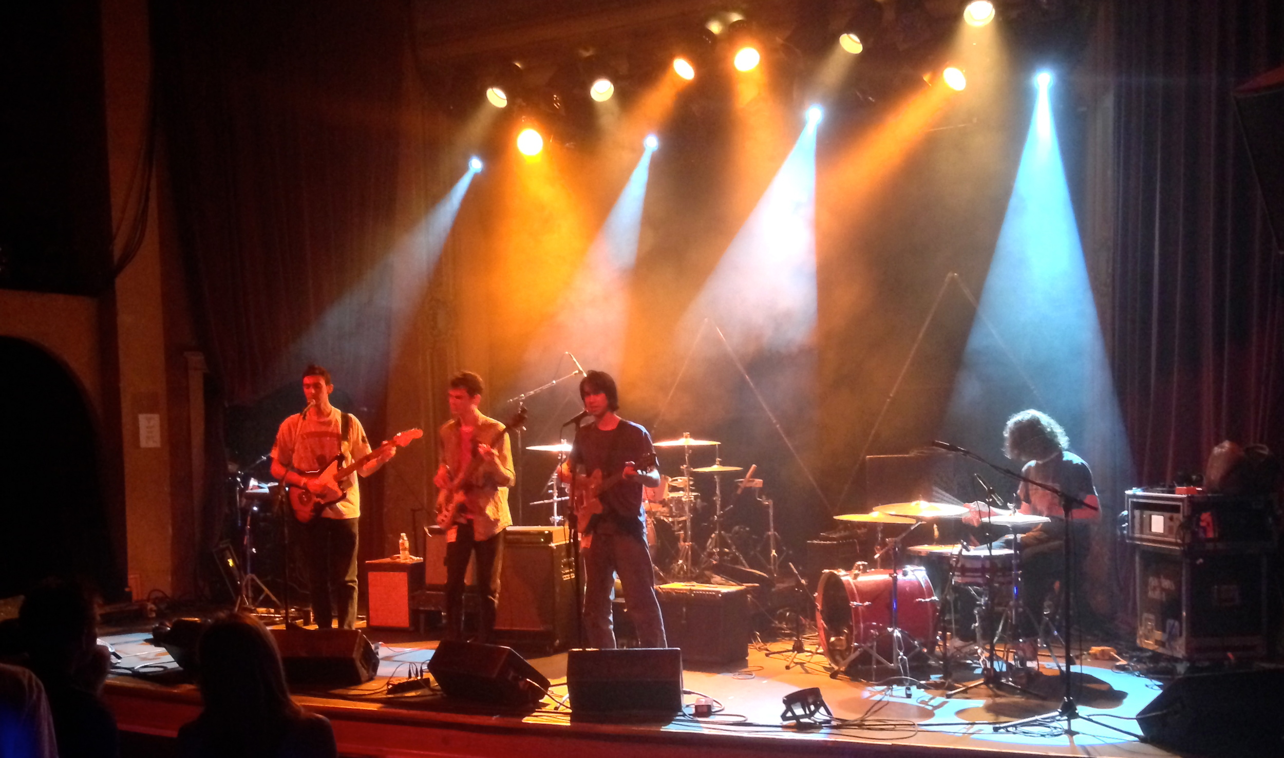 Alex G, Live at the Bluebird