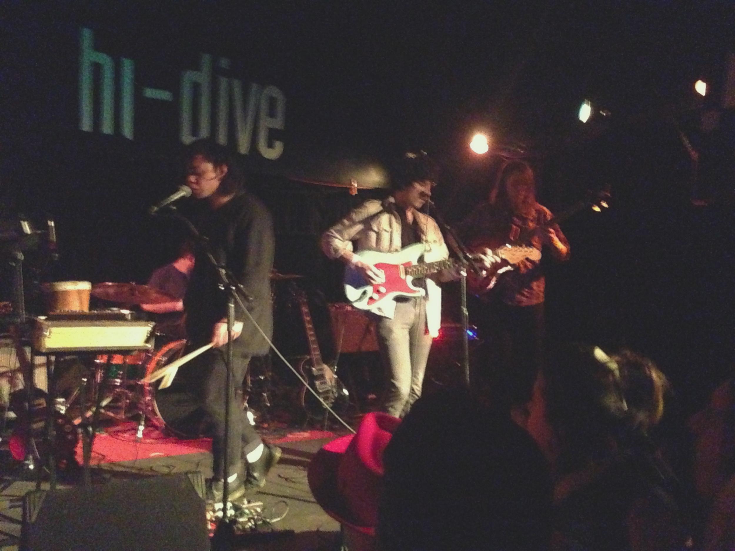 Craft Spells @ The Hi-Dive 3.23.15