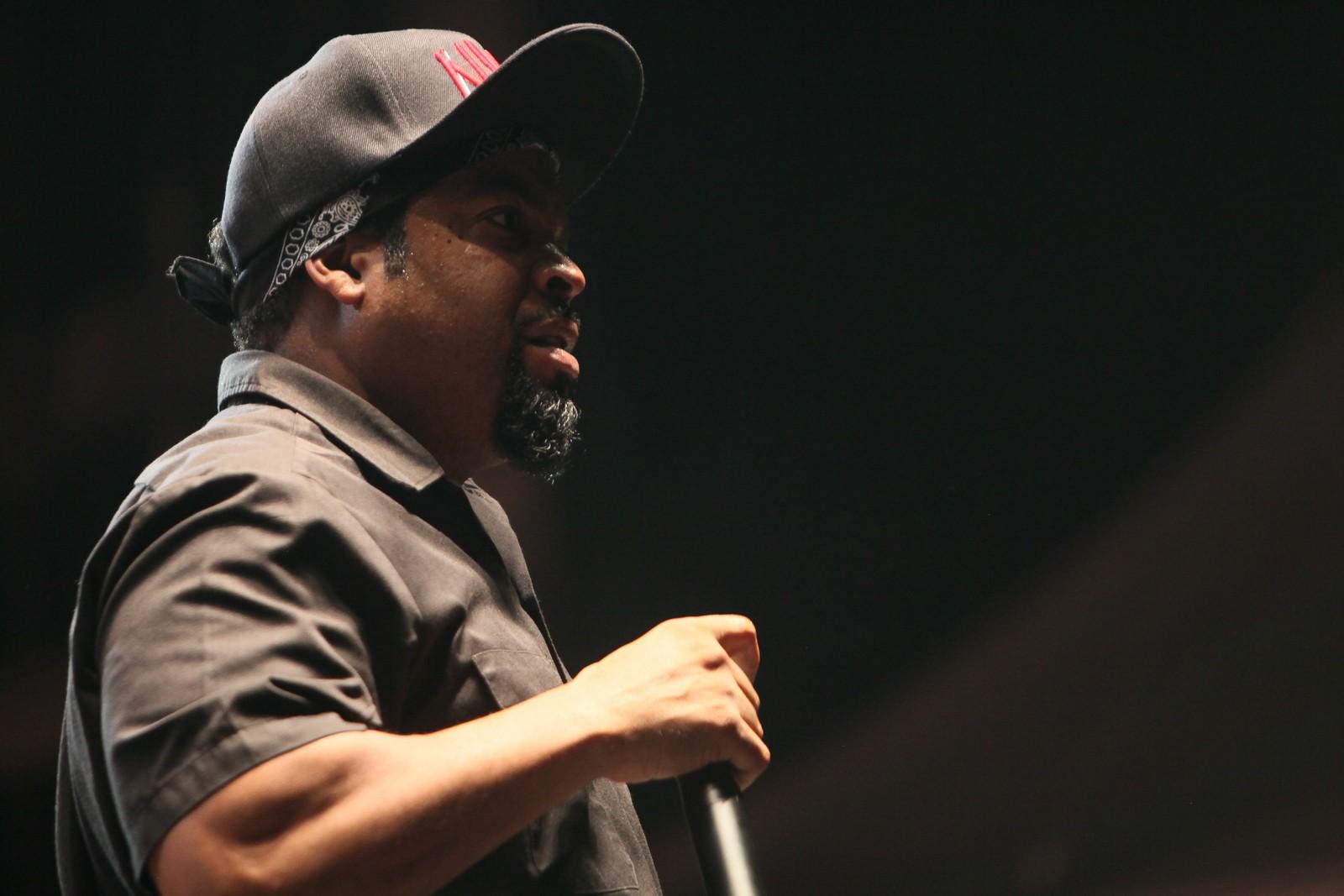Ice Cube at Denver Riot Fest (Photo Credit Brandon Marshall, Westword)