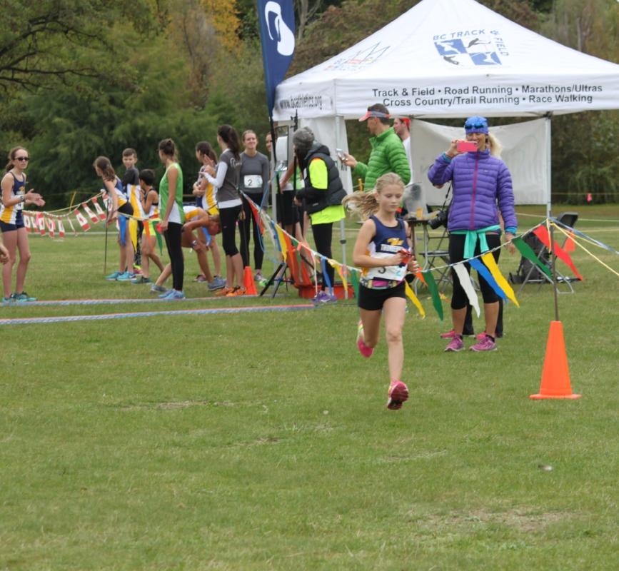 Junior Development athlete, Ruby Forsyth. Photo by: Connie Baechler.