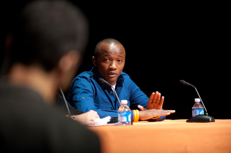 Victor Habinshuti tells his story about the Rwandan genocide.
