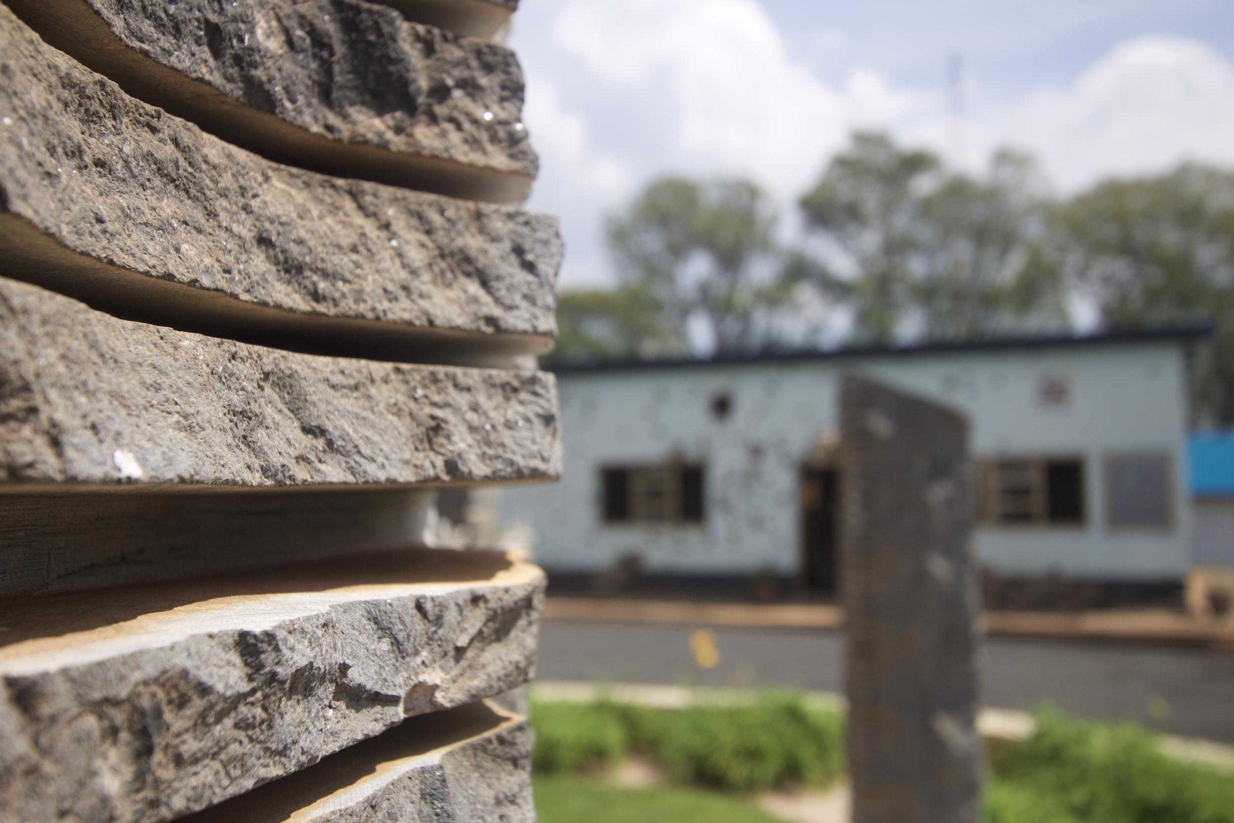 UN Peacekeeper Memorial, Kigali
