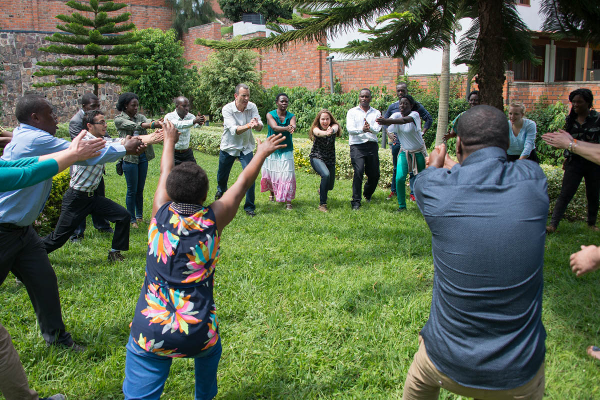 Story-Based Learning workshop in Rwanda