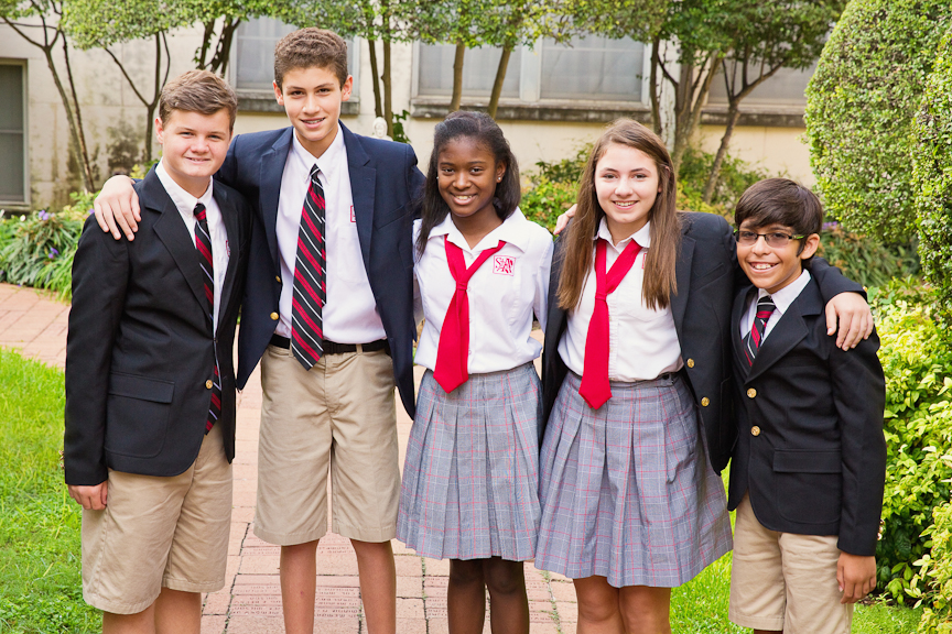Middle School  6th - 8th Grade