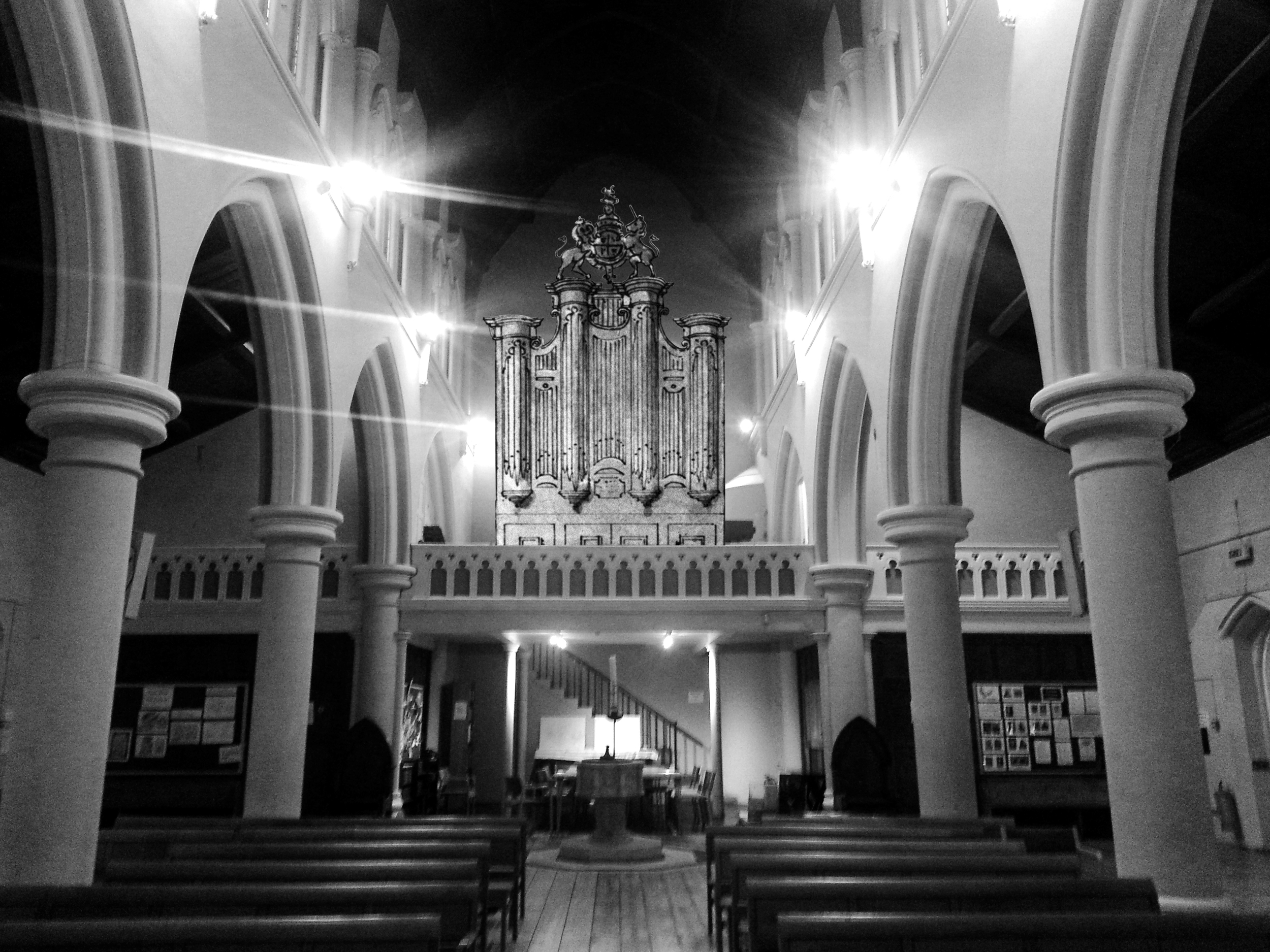 Classical Organ west gallery St John's.jpg
