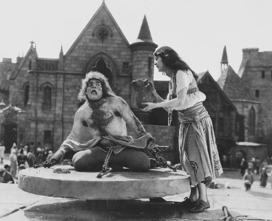 Classic spooky movie The Hunchback of Notre Dame will be projected onto a big screen with Live organ accompanying, 7.30pm, Saturday October 26th