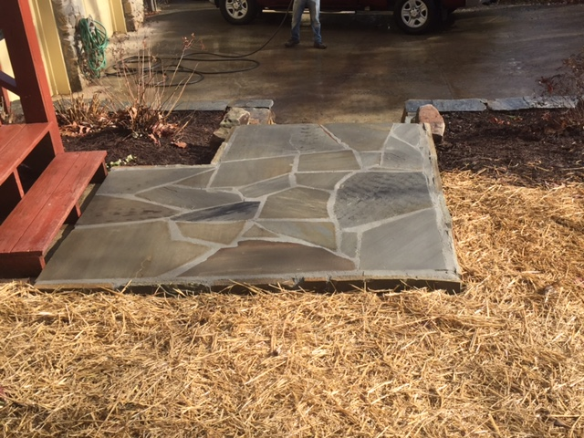 hardscapes paver walkway