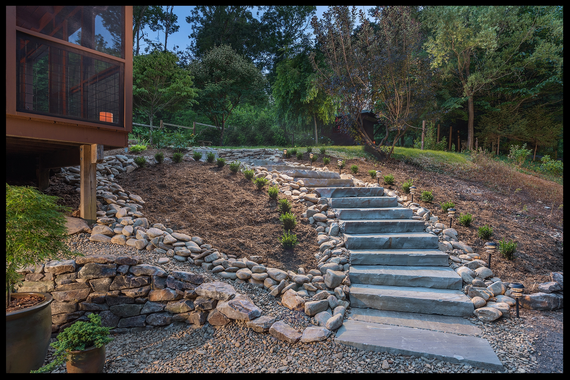 HARDSCAPE INSTALLATIONS - Click here to learn more about our services...