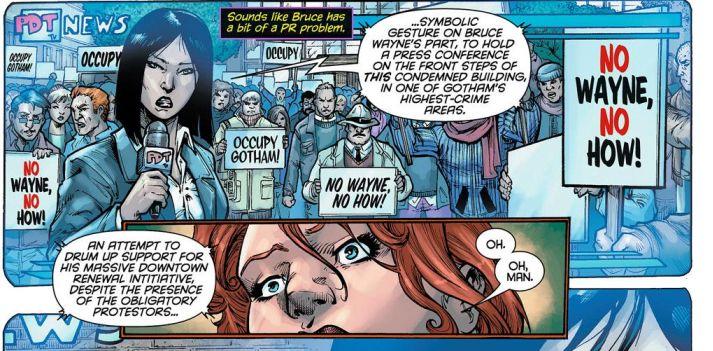 Batgirl #5 (Gail Simone, Ardian Syaf)