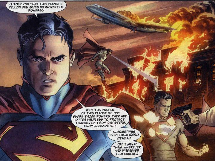 Supergirl #3 (Michael Green, Mike Johnson, Mahmud Asrar)